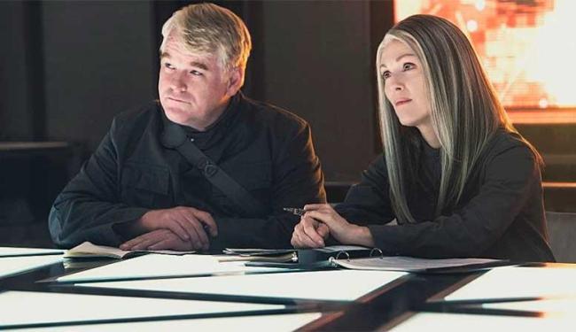 Philip Seymour-Hoffman e Julianne Moore na primeira imagem de