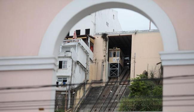 Plano do Pilar liga o Comércio ao Santo Antônio Além do Carmo - Foto: Edilson Lima | Ag. A TARDE