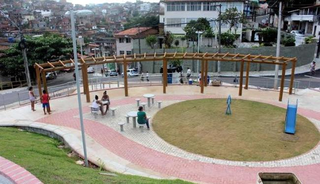 Novo espaço de interação estará disponível oficialmente para os moradores nesta sexta - Foto: Gabriel Lima | Agecom