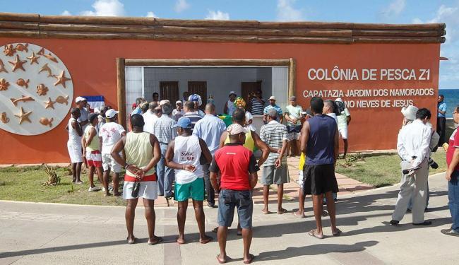 Projeto contemplou recuperação da Colônia de Pesca - Foto: Alberto Coutinho | GovBa