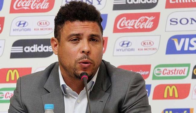 Internautas não gostam de comentário de Ronaldo - Foto: Maurício Val | VIPCOMM
