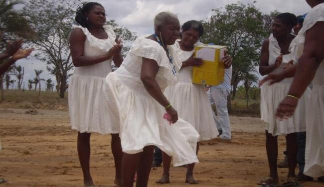 O samba de lata é uma das tradições da comunidade - Foto: Patrícia Navarro | Divulgação Ascom Incra