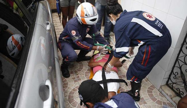 Equipes do Samu terão à disposição o tenecteplase para evitar mortes - Foto: Edilson Lima | Ag. A TARDE