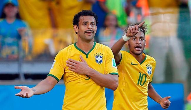 Fifa investiga cena em que Fred dar tapa na cabeça de jogador - Foto: Jefferson Bernardes | VIPCOMM
