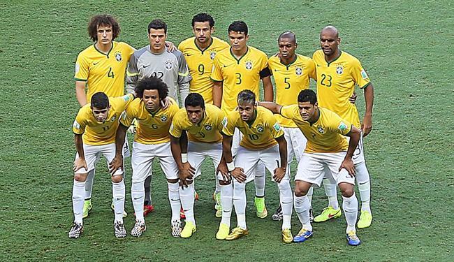 BRASIL CAI QUATRO  POSIÇÕES NO RANKING DA FIFA APÓS COPA
