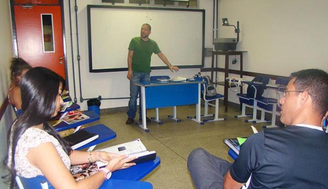 Uneb oferece 40 vagas para curso de italiano - Foto: Thaís Seixas   Ag. A TARDE