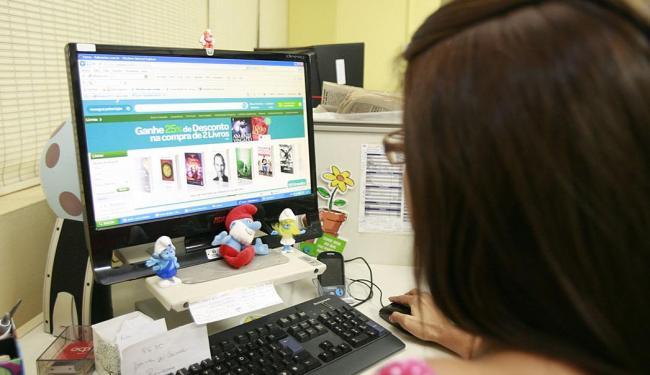 Nordeste é a região com mais registros de ocorrência de fraudes em compras pela internet - Foto: Erik Salles | Arquivo | Ag. A TARDE