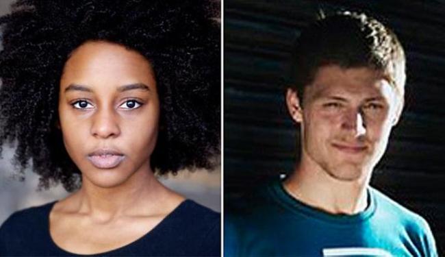 Crystal Clarke e Pip Andersen são os novos membros do elenco do filme dirigido por J. J. Abrams - Foto: Scott Cadenhead | IMDB | Divulgação