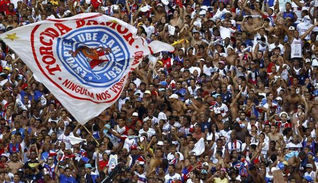 Decisão garante presença dos torcedores do Tricolor na partida deste sábado - Foto: Lúcio Távora | Ag. A TARDE