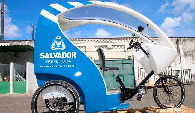 Inicialmente serão utilizados para transportar gestantes, idosos e pessoas com dificuldades de locom - Foto: Divulgação