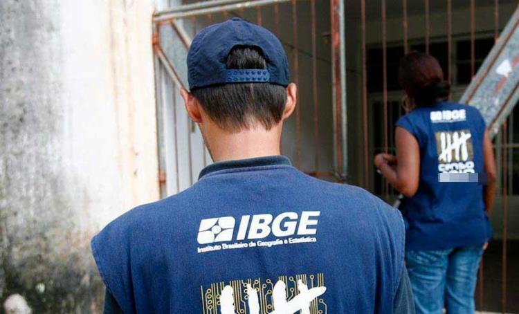 Aprovados terão contrato temporário com IBGE - Foto: | Ag. A TARDE