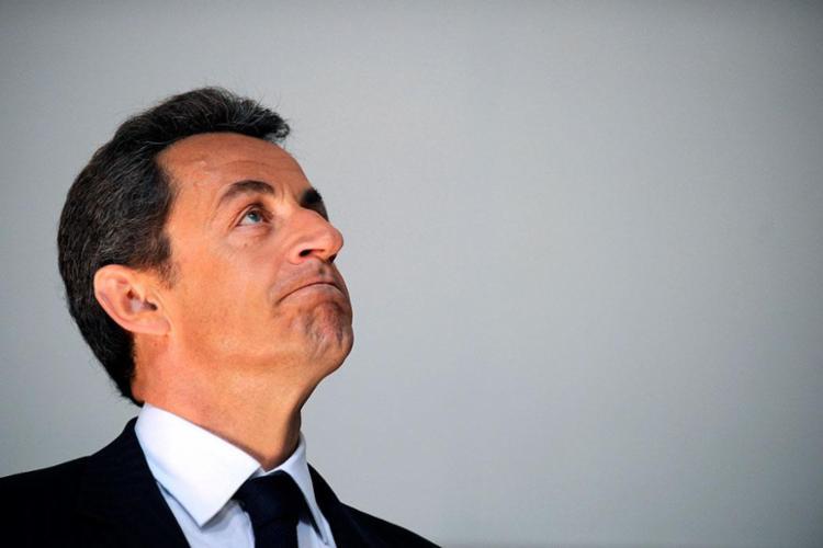 Sarkozy é acusado de receber dinheiro do governo de Muamar Kadafi, ex-ditador da Líbia - Foto: Agência Reuters
