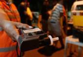 Entra em vigor hoje lei que aumenta pena para motorista embriagado | Foto: Raul Spinassé | Ag. A TARDE