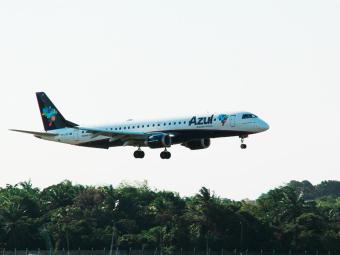 Foram liberadas 18 frequências semanais para a realização de 'serviços aéreos mistos' - Foto: Joá Souza | Ag. A TARDE