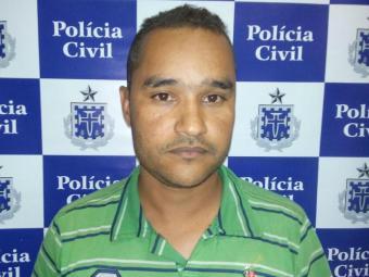 Cláudio Roberto foi preso em Itati, distrito de Itororó - Foto: Ascom | Polícia Civil