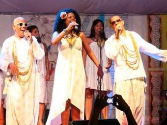 Cortejo Afro é o convidado da festa O Baile desta sexta - Foto: Edgar de Souza   Divulgação