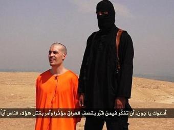 Estado Islâmico divulgou vídeo em que supostamente decapita jornalista - Foto: Reprodução