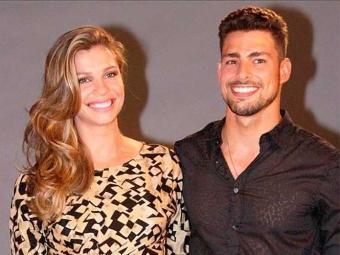 Grazi e Cauã Reymond estão separados desde outubro do ano passado - Foto: TV Globo | Divulgação
