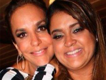 Amiga de Preta, Ivete fez postando mensagens carinhos para a cantora desde o início da semana - Foto: Instagram | Reprodução