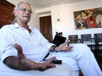 Almeida diz que abstenção tem relação com o desestímulo do eleitor com a política - Foto: Raul Spinassé | Ag. A TARDE