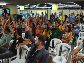 Paralisação é nacional e teve início no dia 6 de agosto em Brasília - Foto: Divulgação | Sindjufe-BA