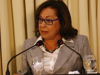 Candidata ao governo pelo PSB, Lídice acompanha identificação oficial de Eduardo Campos - Foto: Fernando Amorim| Ag. A TARDE