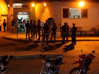Os quatro indivíduos tinham envolvimento com o crime - Foto: Reprodução | Site Brumado Notícias