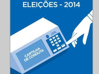 Carilha orienta servidores sobre comportamento em período eleitoral - Foto: Reprodução