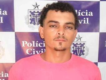 Valdiekson Monteiro da Silva foi localizado em Paulo Afonso (BA) - Foto: Ascom-PC | Divulgação