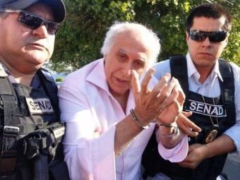 Médico Roger Abdelmassih foi condenado por múltiplos estupros - Foto: Divulgação | Secretaria Nacional Antidrogas do Paraguai