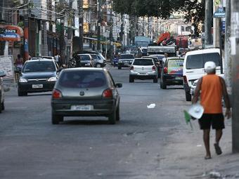 O atendimento será na Rua Direta do Uruguai, em frente ao centro Cultural de Alagados - Foto: Fernando Amorim | Ag. A TARDE