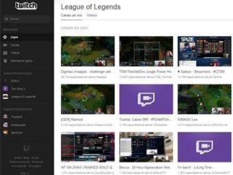 Criado em 2011, o Twitch tem hoje 55 milhões de usuários ativos mensalmente - Foto: Reprodução