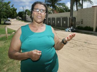 Vera Paixão diz que o valor médio do imposto na área é de R$ 1.200 - Foto: Luciano da Matta   Ag. A TARDE