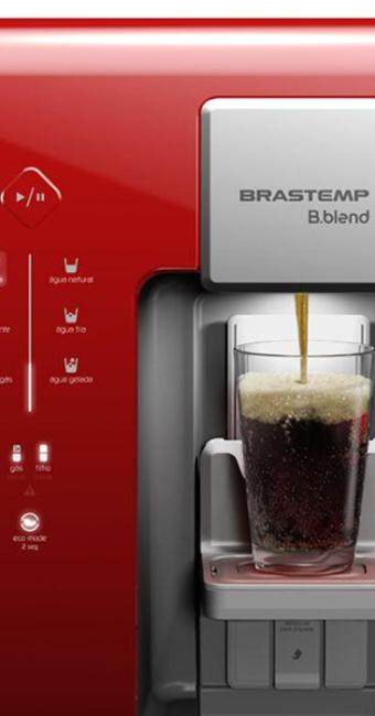 As vendas da máquina batizada de B.blend devem começar até o fim do ano - Foto: Divulgação | Brastemp