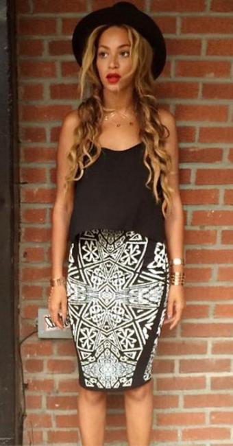 Beyoncé divulgou a canção em seu site no último fim de semana - Foto: Reprodução | Instagram