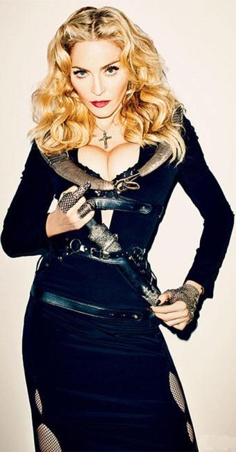 Madonna pretende abrir pelo menos dez filiais na América do Sul - Foto: Reprodução | Site Oficial