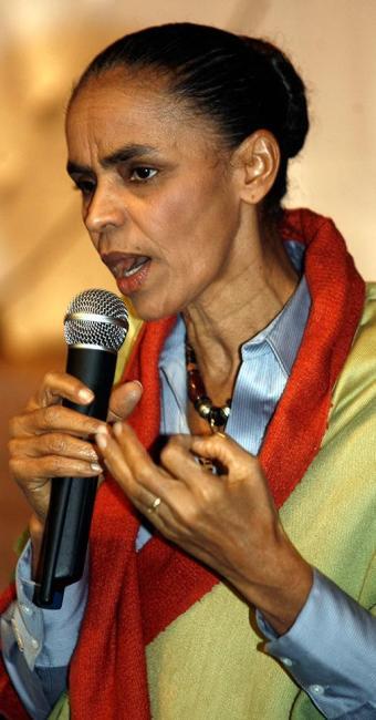 Marina tem 37% das intenções de votos entre evangélicos - Foto: Luiz Tito | Ag. A TARDE