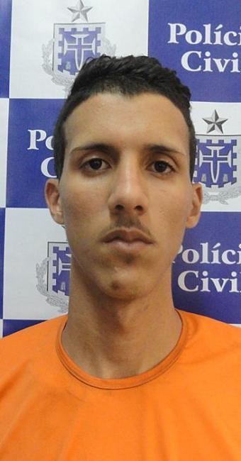 Aos 19 anos, Ualisson confessa que é assassino, além de traficante - Foto: Divulgação | ASCOM Polícia Civil