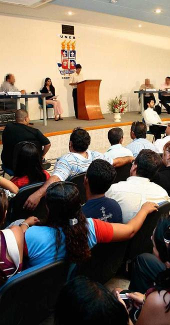 O debate sobre os conflitos na Faixa de Gaza será no Campus I da Uneb em Salvador - Foto: Ivan Cruz | Ag. A TARDE