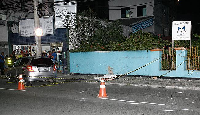 Acidente aconteceu no bairro do Rio Vermelho na terça - Foto: Fernando Amorim | Ag. A TARDE