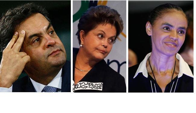 Candidatos estão tecnicamente empatados no Paraná, de acordo com Ibope - Foto: Ag. A TARDE