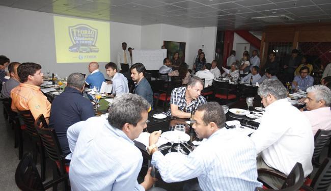 Sorteio dos estandes foi realizado na quarta-feira, 27, na Casa do Comércio - Foto: Edilson Lima | Ag. A TARDE