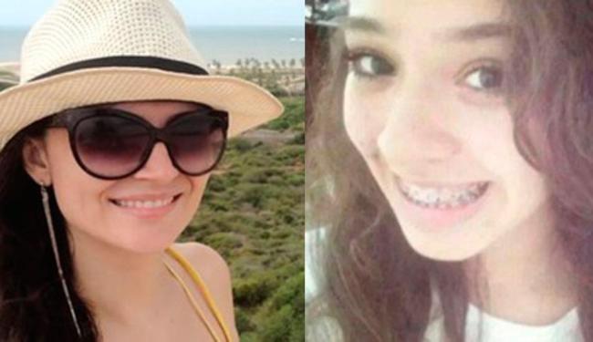 Ana Maria e Ana Lídia Gomes foram mortas em Goiânia - Foto: Reprodução | TV Anhanguera