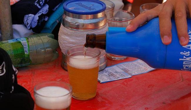 78% dos baianos preferem a bebida seja no inverno ou no verão - Foto: Fernando Vivas | Ag. A TARDE