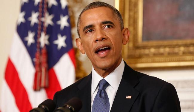 Obama disse que ordenou o uso de ataques aéreos, se necessários, - Foto: Agência Reuters