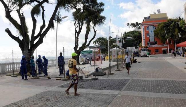 Nova orla da Barra será inaugurada no dia 22 deste mês com festa - Foto: Divulgação | Agecom