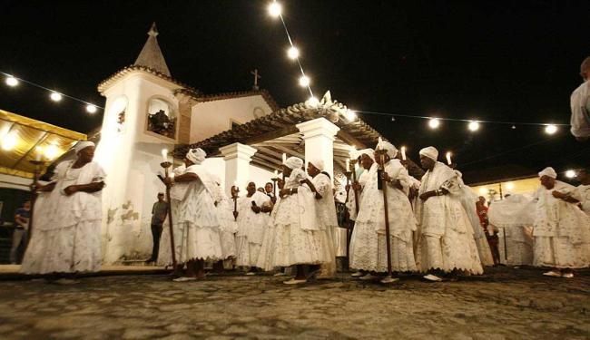 Festa da irmandade de mulheres é considerada Patrimônio da Humanidade - Foto: Luiz Tito | Ag. A TARDE
