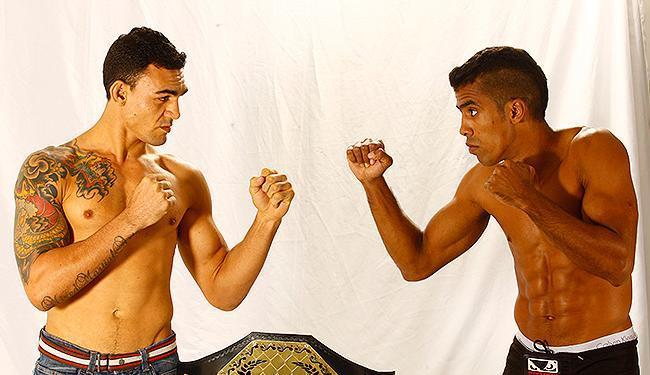 Amigos fora do octógono, Bruno e Rafael podem se enfrentar no Imperium - Foto: Xando P. | Ag. A TARDE