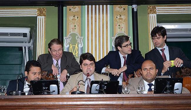 Defensores da aprovação do projeto obtiveram apoio de parte da oposição após negociação prévia - Foto: Reginaldo Ipê l Divulgação