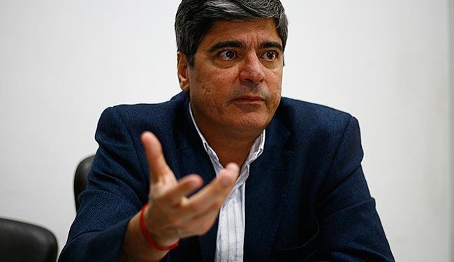 Presidente do Vitória projeta que o time fechará o ano numa boa - Foto: Joá Souza | Ag. A TARDE